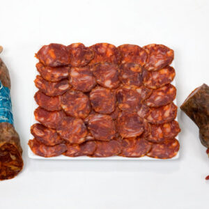 Chorizo ibérico lomar tienda de embutidos on line